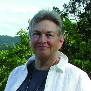 Dr. Sue Hallgarth, mystery author