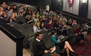 full theater