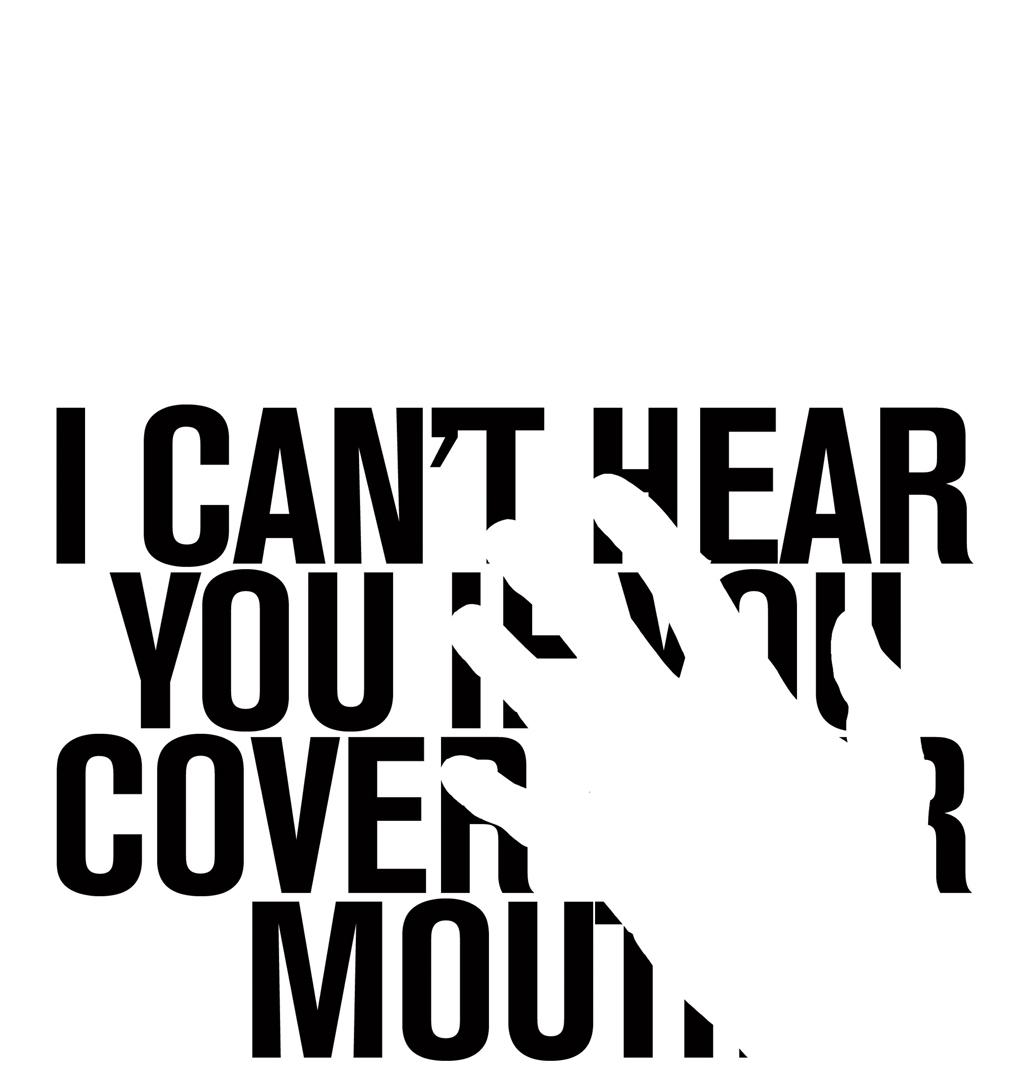 deaf awareness poster