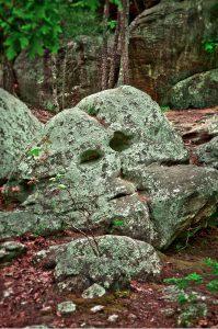 Sleeping Rock