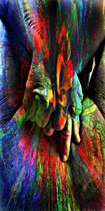 """Skin Deep #14"" by Sara Risley of Milwaukee, Wisconsin"