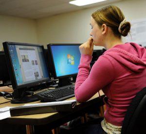 at computer2