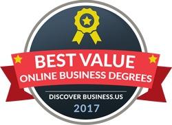 best-vaule-online-busines-degrees-2017