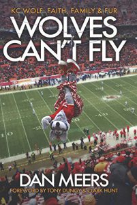 """Wolves Can't Fly"" book cover"