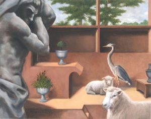 The Gratitude of Poets by Dominic Finocchio