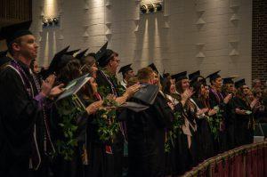 William Woods graduates