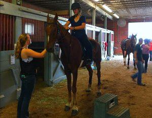 William Woods Summer Riding Program