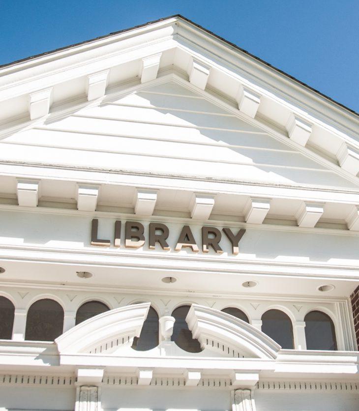 Dulany Library