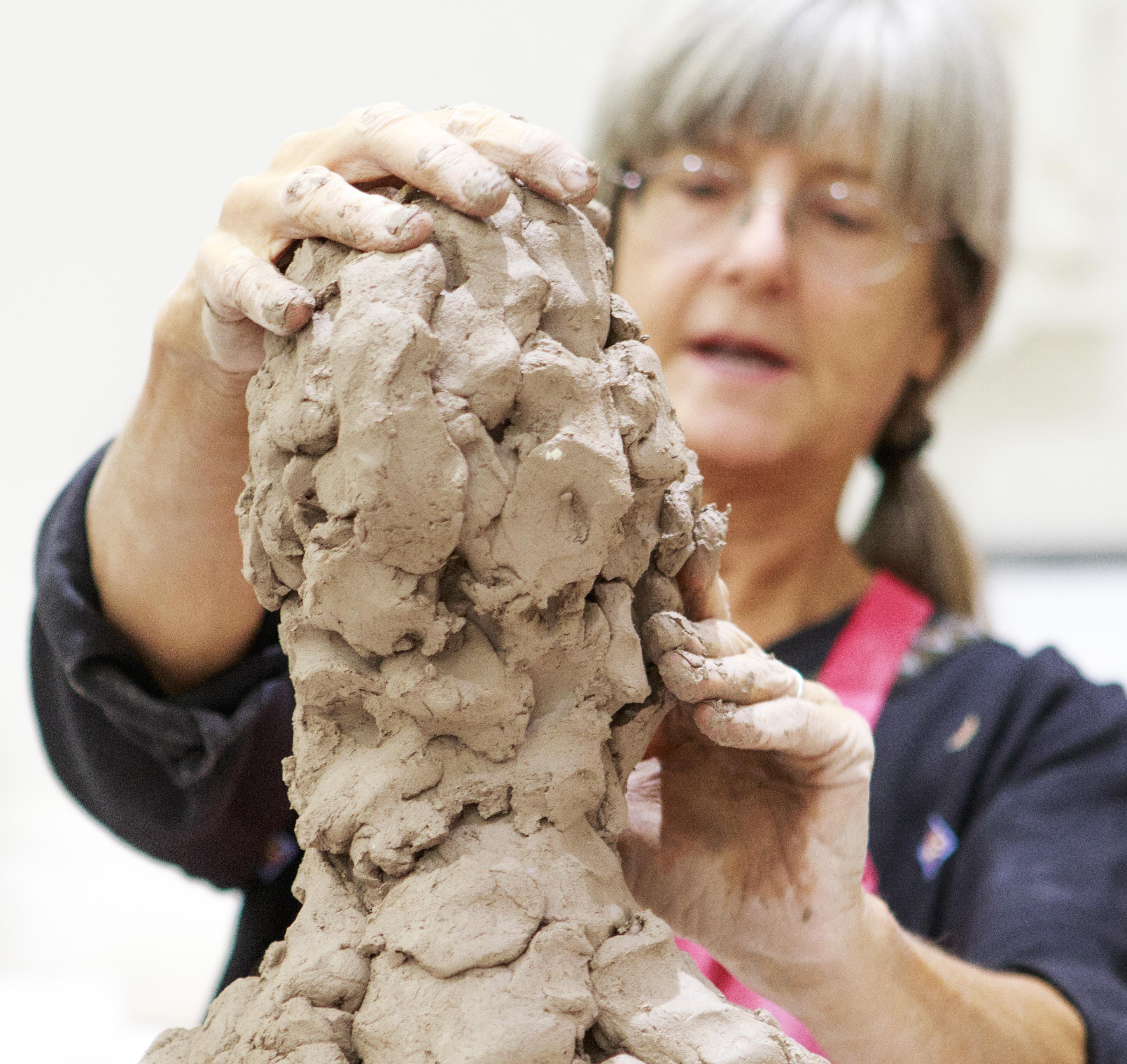 "Jane Mudd, ""Women Artists across the Centuries"""