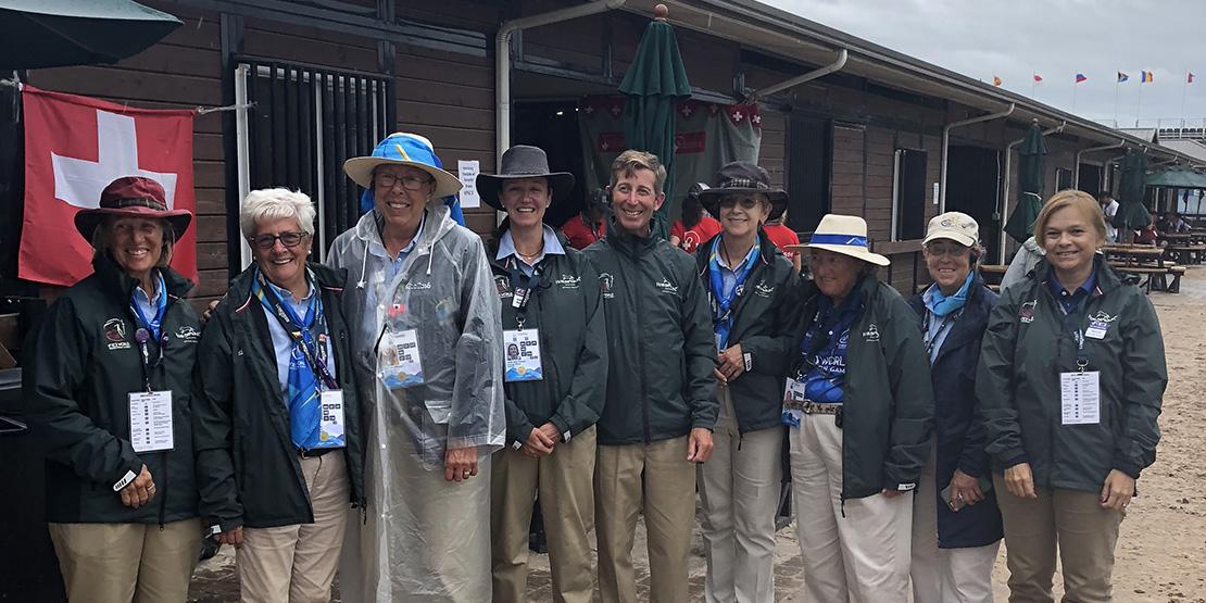 FEI Dressage Stewards