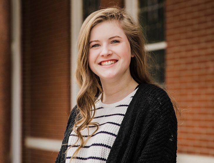 Head shot of Haley Shepard