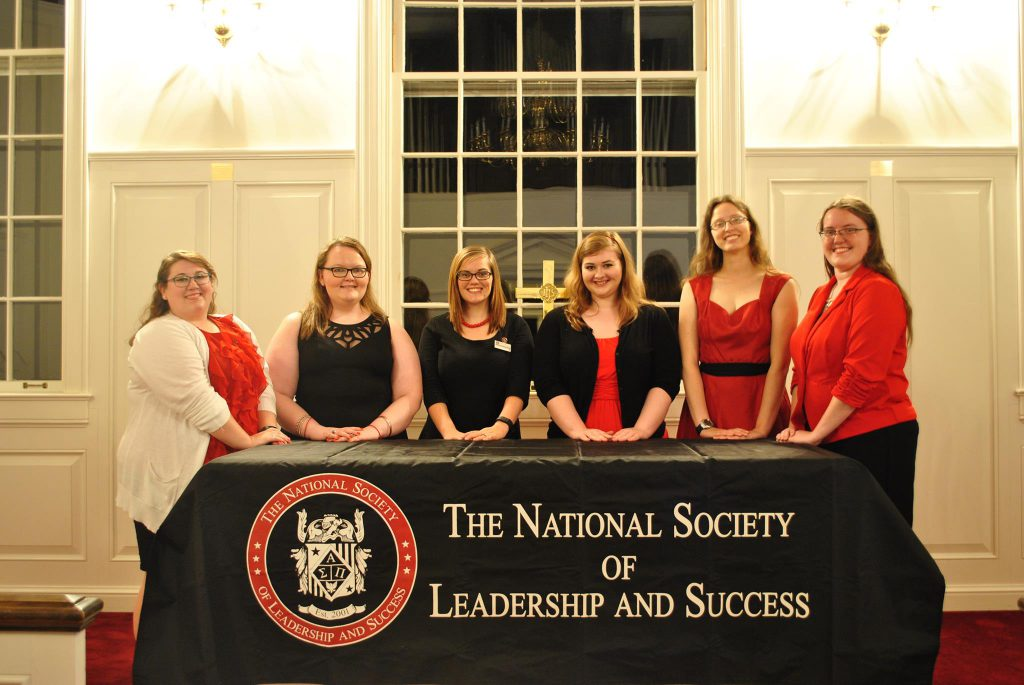 A picture of the National Society of Leadership and Success