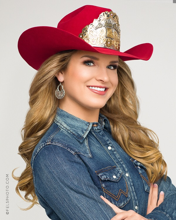 Kaitlyn Ayers Miss Rodeo 2019