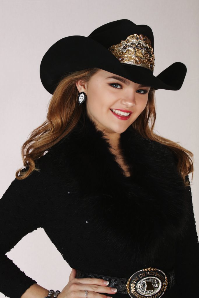 Aubrey Sullivan Miss Teen Rodeo Missouri 2019