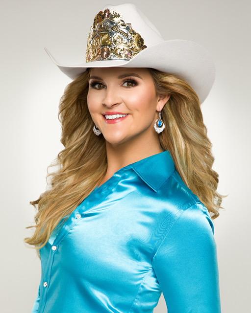 Ashley Bauer Miss Rodeo Missouri 2018