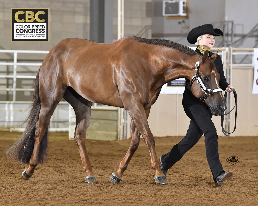 Picture of Haleigh showing Hershey