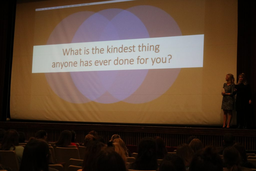 Lauren Murphy's presentation on kindness
