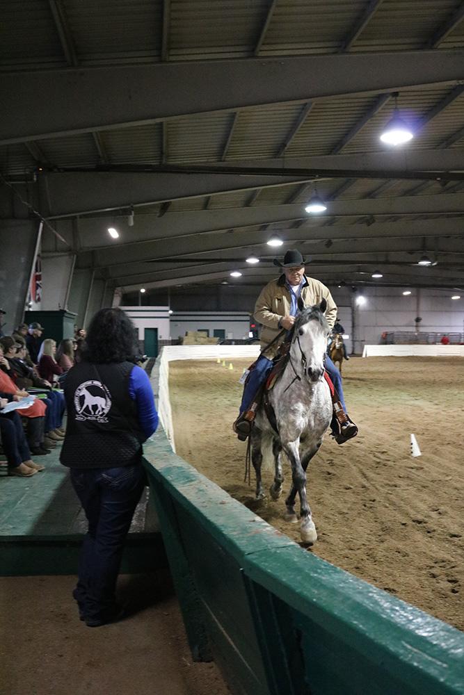 Photo Rider at MFTHBA clinic