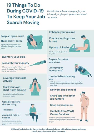 job searching tips